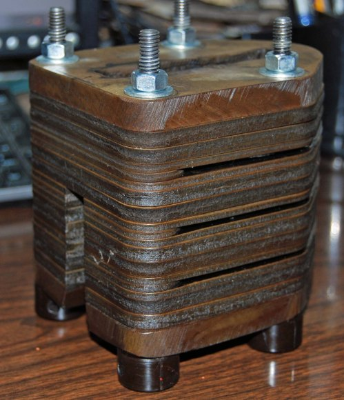 Westinghouse Insulator Stack