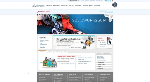 Solidworks splash