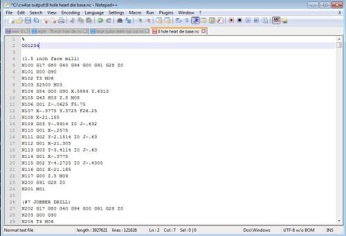 CW4SE output sample