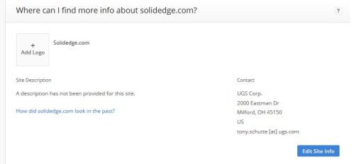solid edge contact info.